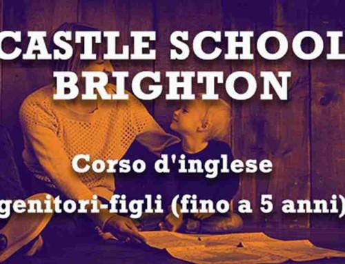 Offerta speciale su corso d'inglese per genitori e figli presso la Castle School di Brighton