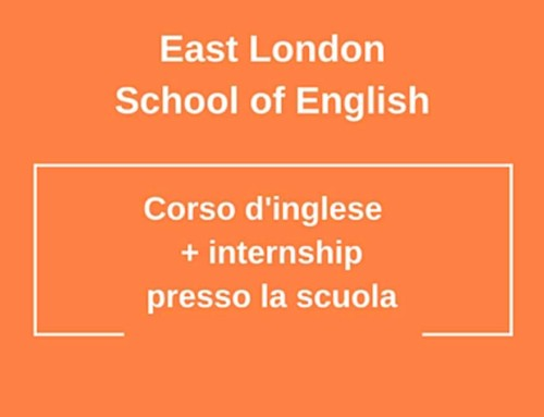 Corso d'inglese più internship presso la East London School of English